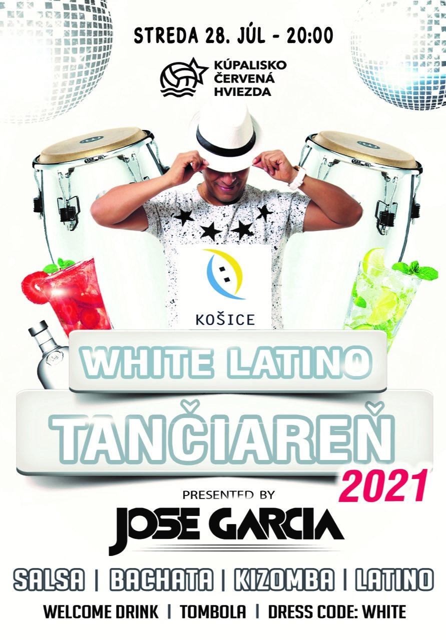 WHITE LATINO TANČIAREŇ –  2021   Edition